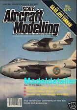 Scale Aircraft Modelling V6 N9 SAAB J29 Tunnan RAF British Aerospace Nimrod MR2P
