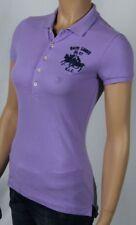 Ralph Lauren Purple Lavender Big Pony Match Polo Shirt NWT