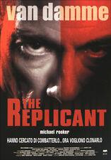 Dvd **THE REPLICANT** con Jean Claude Van Damme nuovo 2001