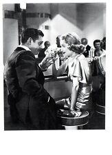 (10128) Postcard - Clark Gable / Constance Bennett