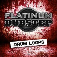 Platinum dubstep Tambor bucles Beats (WAV, AIFF, REX2) Ableton Cubase Logic motivo