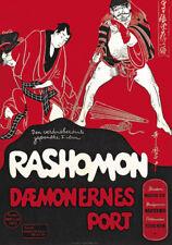 Akira Kurosawa's Rashômon 1950 Japanese movie poster print 7