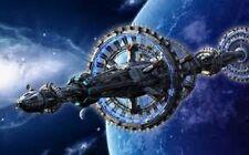 Naves espaciales Metal piezas fundidas Iron Wind Productions