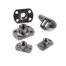 Tee Tuercas de soldadura por puntos de acero al carbono métrica 2 y 4 agujeros con base de losa de estilo T teenut