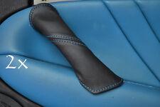 Se adapta a Alfa Romeo Gt 03-10 2x Manija De Puerta cubre Azul
