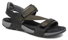 Merrell Terrant Bracelet Noir Confort Sandale Homme Tailles 11-14 Nib