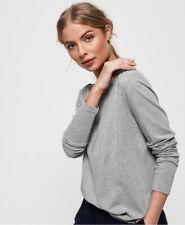 Superdry Womens Premium Modal Long Sleeve Top