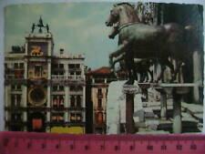 Cartolina Veneto - Venezia Torre dell'Orologio- VE 3716