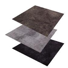 Objekt Teppichfliesen Beton-Optik Fliese Gewerbe Teppich 50x50cm (22,00€/1qm)