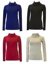 ANALILI Women's Long Sleeve Turtleneck Top 430J10 $135 NEW