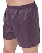 Bnwt Hommes Ensemble de 3 classique satin Boxers / Boxer / underwear!!