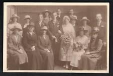 Weston super Mare photo. Wedding Group by Brown, W.s.M.