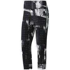 REEBOK Lux 3/4 étroit - Geocast femmes sport-tight Jambières Pantalon de sport