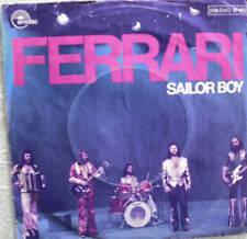"7"" 1975 Dutch POP! Ferrari: Sailor Boy // VG + \ \"