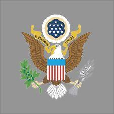 American Eagle #2 Patriotic Wall Car Window Vinyl Decal Sticker Graphic