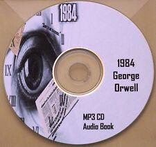 1984 - George Orwell. MP3 CD Audio Book (Sony CD)