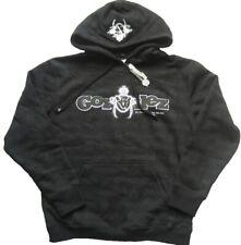 GONZALEZ NEW YORK Herren-Sweatshirt mit Kapuze Schwarz mit Motiv