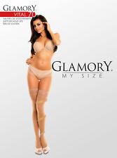 glamory Vital 70 den HOLD-UP MEDIAS plus size talla Talla 62 xxl 50117