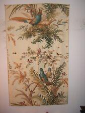 Brunschwig & Fils, Glenrinnes Lodge, Pheasants, Remnants, Various Sizes/Colors