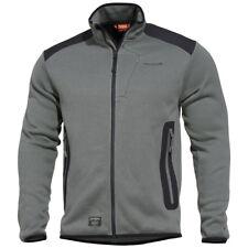 Pentagon Amintor Tactical Sweater Mens Fleece Jacket Hiking Hunting Wolf Grey