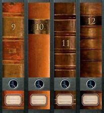File Art 4 Design Ordner-Etiketten Folio III 9-12............................313