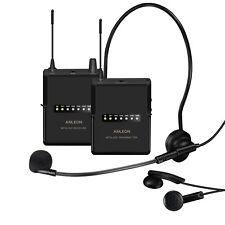 ANLEON MTG-200 Wireless Tour Guide & Language Interpretation System 915Mhz