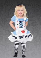 Kids Deluxe Wonderland Alice Costume