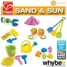 HAPE Sand & Sun Toys Full Range of Spades Buckets for Home & Beach Children 18M+