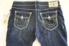NWT Men's True Religion Jeans ROPLOGO MEGA T Straight MXX859VA4 Size 42, 44