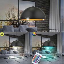 LED PLAFOND LUMINAIRE RGB télécommande lampe suspendue intensité variable