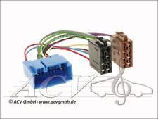ISO Radioadapter Opel Agila B ab 2008 Autoradio Nissan Honda Fiat KFZ Adapter