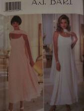 Vintage Butterick SEWING Pattern 3930 Misses Evening Gown 6-16 UNCUT