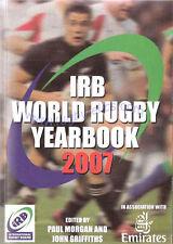 INTERNATIONAL RUGBY BOARD YEARBOOK 2007 BOOK
