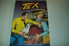 TEX REPUBBLICA-N. 14-COLLEZIONE STORICA A COLORI-TEX ATTACCA