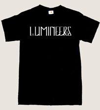 Lumineers rock band concert t-shirt