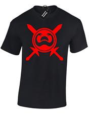 Conan épées T-shirt homme Barbarian Arnie Destroyer Rétro Schwarzenegger Classic