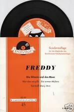 FREDDY Die Gitarre und das Meer 45/EP/GER/PIC
