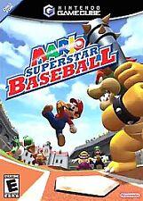 Mario Superstar Baseball, (GameCube)