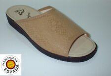 Sandalia zueco textil piso bioanatomico tallas 363738 y 41
