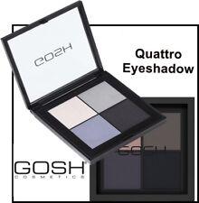 GOSH Eye Xpression Quattro Eyeshadow 002 Thunderstorm Long lasting
