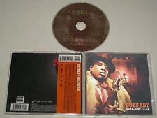 OUTKAST/IDLEWILD(LAFEE 82876 75791 2) CD ALBUM