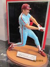 Mike Schmidt Philadelphia Phillies  Gartlan Signed Autograph figurine  limited