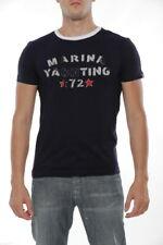T-shirt Marina Yachting Sweatshirt -50% Uomo Blu 310278014950-770 SALDI