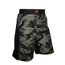 Kanku Camouflage Mma Short Adult Training Grappling Fight Shorts