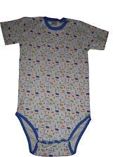 Baby Pants Adult Size Diaper Shirt/BodyShirt Snap Crotch -Dinosaur Nursery Print