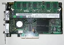 Dell PERC 5/E PCI-E SAS RAID Card 256MB BBU. XM768 DM479 for PE 2950 2900 MD1000