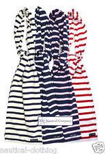 Saint James femme à rayures nautique BRETON foulard St Femmes Blanc / bleu / crème / rouge