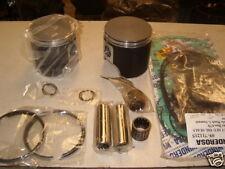 "SKIDOO ROTAX 670 HO SUMMIT ENGINE REBUILD KIT PISTONS/ GASKETS .040"" OVERSIZE"