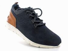 BUGATTI 34201 Sneaker Schnürer dunkelblau