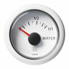 VDO-ViewLine Füllstandsanzeiger Frischwasser (kapazitiv) Ø52mm 0-1/1 8-32V 4-20m